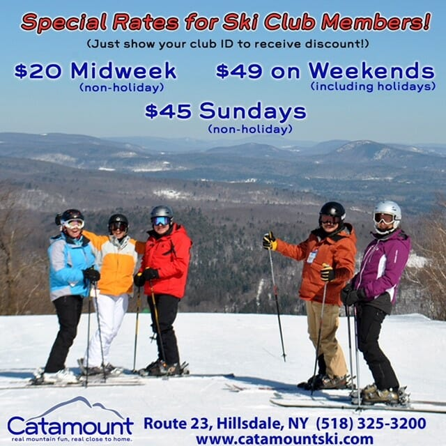 Catamount Ski Area